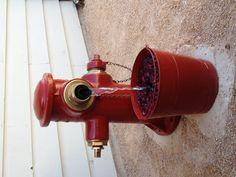 Fire Hydrant Fountain !!!