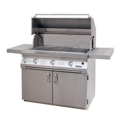 """42"""" Infrared Cart Grill by Solaire"""