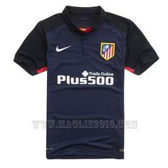 Away Maglia Atletico Madrid 2015-16  €15.5