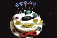 30th BIRTHDAY CAKE Smokers Casino Theme 40th Cake 30 Birthday Funny