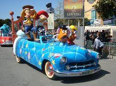 Disney Parade Car SUNTRUPBUICKGMC.COM