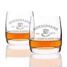 Das eigene Whiskyglas mit Gravur des Namens und des Geburtsdatums ist eine tolle Geschenkidee für Freunde dieser alkoholischen Spezialität. Das Geschenk Whiskygläser mit Gravur enthält zwei Gläser,… Shot Glass, Mugs, Tableware, Glasses, Guy Gifts, Beer, Amazing, Birthday Dates, Friends