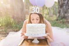 Birthday Lace Crown || Kaily || 21st 30th 40th Birthday || FULL SIZE gold lace crown || photography prop|| Adult Cake Smash|| custom sizes by lovecrushbowtique on Etsy https://www.etsy.com/listing/397886557/birthday-lace-crown-kaily-21st-30th-40th