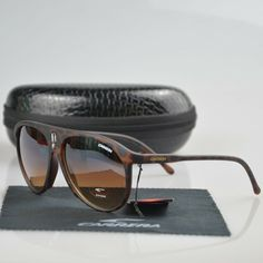 535b016bfe861 Men Womens Retro Sunglasses Unisex Matte Leopard Frame Carrera Glasses  Boxes  fashion  clothing