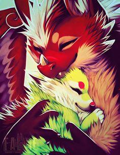 Hugs by falvie.deviantart.com on @deviantART