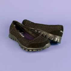 """0dfa54fbe133 Wynsors Shoes on Instagram  """"Supreme  comfort and  fun style mix it up in  the  SKECHERS EZ Flex 2 - Sweet Pea shoe. Soft woven crochet  fabric and  soft ..."""