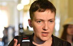 Die Ukrainer werden aus Sicht der zur Abgeordneten des ukrainischen Parlaments gewählten Kampfpilotin Nadeschda Sawtschenko die Gewährung eines Sonderstatus für den Donbass negativ auffassen. Die Befugnisse der örtlichen Behörden müssten in allen Regionen des Landes ausgedehnt werden.