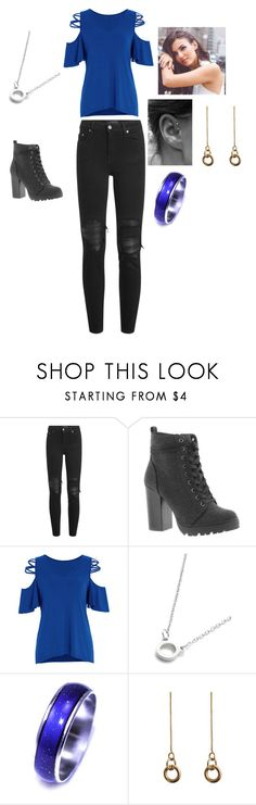 """""""lk"""" by maria-petsou on Polyvore featuring AMIRI, Steve Madden and Laura Lombardi"""