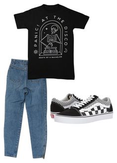 """""""Untitled #136"""" by katerinavra on Polyvore featuring Vans"""