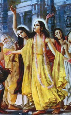 Lord Chaitanya Mahaprabhu