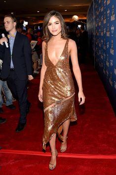 Olivia Culpo attends the 2016 NHL Awards at the Hard Rock Hotel & Casino on June 22, 2016 in Las Vegas, Nevada.