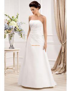 Hall Chic & Modern Volang Bröllopsklänningar 2014