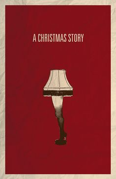 A Christmas Story poster by Hunter Langston, via Flickr