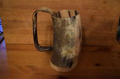Game of thrones horn beer ale mug #tankard #1-1/2 #pints - large. jelling dragon.,  View more on the LINK: 	http://www.zeppy.io/product/gb/2/182026753318/