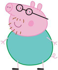 Peppa Pig Daddy