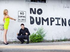 The 25 Most Hilariously Awkward Engagement Photos You'll Ever See