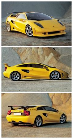 5 Lamborghini Concepts That We\'re Never Made These are AMAZING! What were Lamborghini thinking!? #spon #autoawesome Could easily past for Bumble bee\'s little sister.
