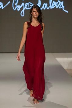 Collection of Andrea Pojezdálová presented during Fashion LIVE! Fashion Show, Runway, Live, Collection, Dresses, Cat Walk, Gowns, Dress, Runway Fashion