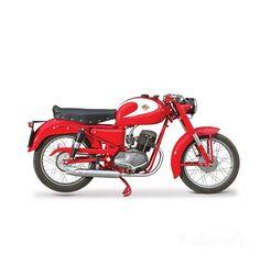 1955 Ducati 125 Sport