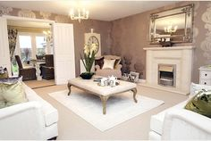 PICK up some design tips and interior inspiration at David Wilson Homes'  stunning show homes. Visitors to any one of the home builder's developments across Nottswill be able to pick up handy  ideas...