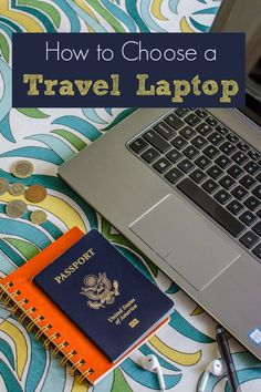 How to choose a laptop: Tips for finding the best travel laptop *or* lightweight travel-friendly laptop for work or school. #intel2in1