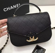 There are lots of luxury and well designed Chanel bags in the stores this season. I mean, who doesn't like a Chanel bag? Burberry Handbags, Chanel Handbags, Fashion Handbags, Fashion Bags, Burberry Tote, Celine Handbags, Cheap Handbags, Purses And Handbags, Popular Handbags