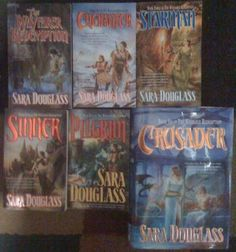 The Wayfarer Redemption Series Books 1-6 (The Wayfarer Redemption Series Books 1-6) by Sara Douglass, http://www.amazon.com/dp/B002J7I4L4/ref=cm_sw_r_pi_dp_MncNpb08YAG9Q