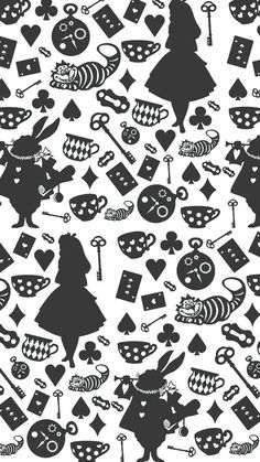 Trendy Ideas Wallpaper Disney Backgrounds Alice In Wonderland Alice In Wonderland Background, Alice In Wonderland Party, Adventures In Wonderland, Alice In Wonderland Printables, Disney Wallpaper, Iphone Wallpaper, Iphone Backgrounds, Chesire Cat, Alice Madness Returns