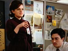 """""""Am I the only one who can drink and work at the same time?""""    #MadMen"""