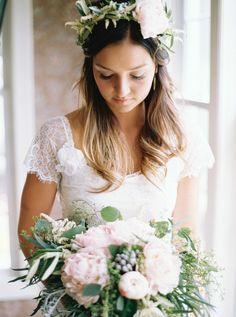 Photography: Jeremiah And Rachel Photography - jeremiahandrachel.com Read More: http://www.stylemepretty.com/2015/04/15/rustic-sweet-pennsylvania-wedding/