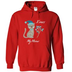 Xmas my meow T Shirt, Hoodie, Sweatshirt