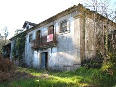 quinta-vila-verde-valdreu Portugal, Abandoned, Beautiful, Abandoned Places, Green, Left Out, Ruin