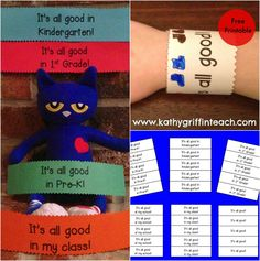 Kathy Griffin's Teaching Strategies: Pete the Cat Fun Theme Activities, cute button hiding game idea
