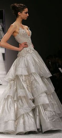 Georges Chakra - Haute Couture S/S 2009
