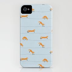 Fox iPhone Case, seriously considering purchasing this case