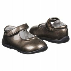 Jumping Jacks Stacy Inf/Tod Shoes (Pewter) - Kids' Shoes - 24.0 M