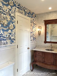 9 Best Exotic Powder Room Images In 2016 Home Decor Wall
