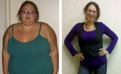 Very inspiring story!....how you can do it too..... Before and After