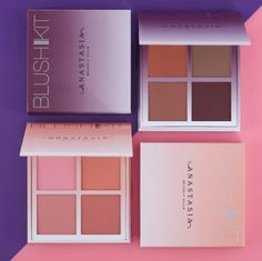 The newest release from Anastasia Beverly Hills might look familiar at first but this is Beauty Make Up, Beauty Care, Beauty Girls, Beauty Stuff, Huda Beauty, Anastasia Beverly Hills, Makeup Items, Makeup Products, Beauty Products