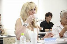 【レコールバンタン】エリカ・アンギャルさんを招いて☆ビューティースムージーコンテスト
