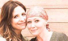 Sarah Michelle Gellar sends touching message for Shannen Doherty