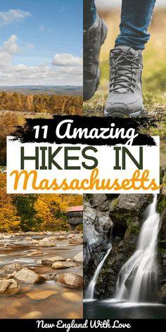 11 of the Best Hikes in Massachusetts