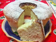 Angel Cake. Butter free and yolk free. To try in case of eggwhite overload
