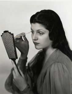 Rita Hayworth ~ A very beautiful 17 year old Rita during her time with Fox.
