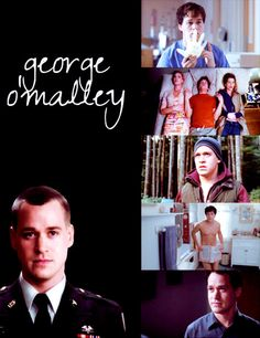 Dammit George.. Why did you have to go & die??? I'm crying like a baby right now..
