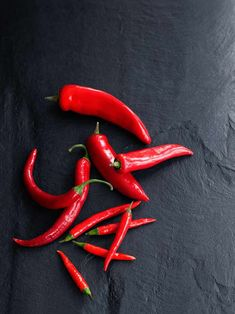Chili Peppers - rich in beta-carotene, which turns into vitamin A in the blood and fights infections, as well as capsaicin, which inhibits chemicals that cause inflammation.