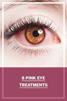 Pink eye (aka, conjunctivitis) often goes away on its own, but these medications and home remedies can help speed things along. Eye Infections, Pet Health, Health And Wellness, Health Tips, What Is Pink Eye, Pink Eye Drops, Pink Eye Causes