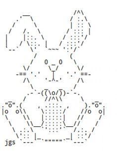 57 Best ascii art images in 2018 | Computers, Drawings, Emoji