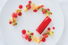Chef masterclass: rhubarb by Adam Smith | The Caterer