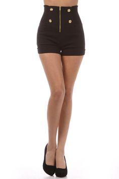 So Waisted Shorts